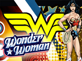 Cryptologic Slots Wonder Women