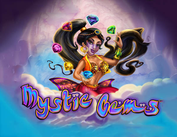 Mystic Gems Slot by Geco